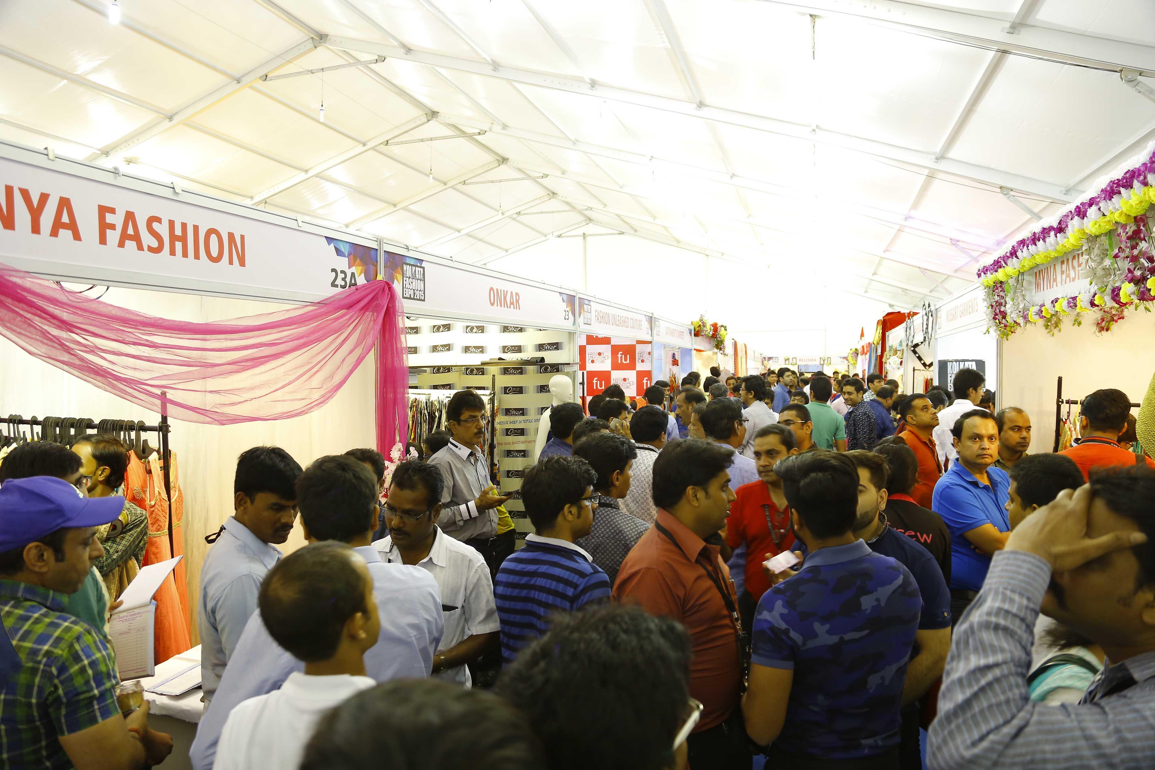 Kolkata Fashion Expo  Registration